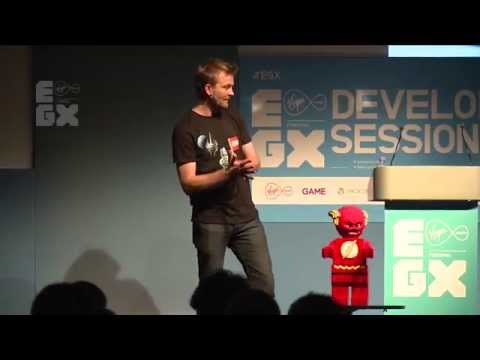 LEGO Batman 3: Beyond Gotham - EGX 2014 Developer Session
