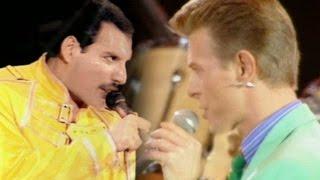 Queen David Bowie Under Pressure Legendado Hd