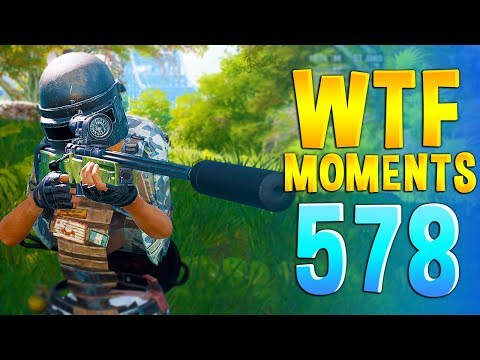 PUBG WTF Funny Daily Moments Highlights Ep 578