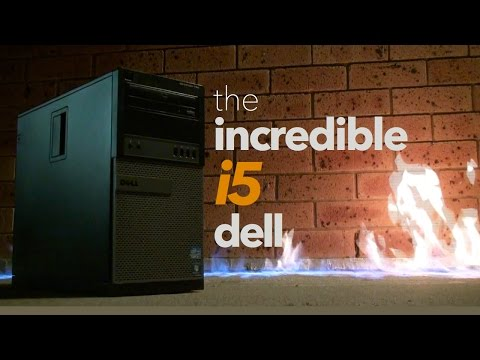 The Incredible i5 Dell