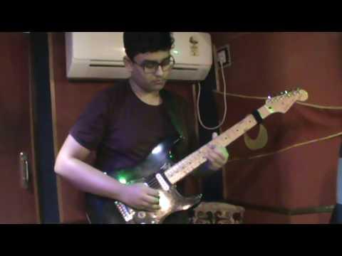 Gaurav Gupta JANA GANA MANA carnatic rock!!