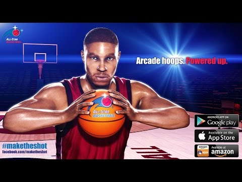All-Star Basketball - Score with Super Power-Ups APK Cover