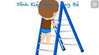 TIẾNG TRUNG CHO BÉ - CHINESE  - 汉语 - CHINESE FOR CHILDREN | CHINESE ABC , 123 - BÀI 3