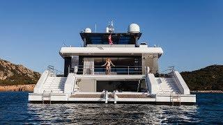 Sunreef 68 Power 2018 catamaran - 300m2 floating villa or appartment, you decide.