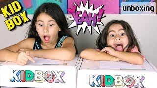 Kidbox Unboxing - September 2017 - A Box Full of Kids Clothes - Fall
