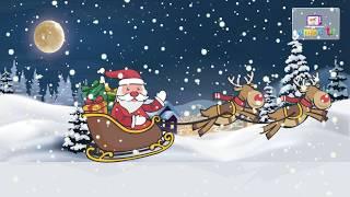 Bài Hát Mừng Giáng Sinh -  Jingle bell | Giáng Sinh Của Bé