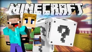Minecraft Lucky Blocks Battle - WHITE LUCKY BLOCK SPECIAL!