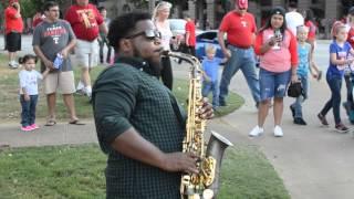 Download Lagu Uptown Funk Street Saxophone Gratis STAFABAND