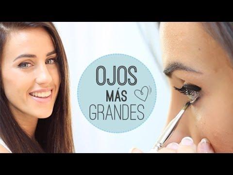 Maquillaje: Ojos más grandes