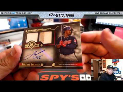 6/23/2017 2017 TOPPS MUSEUM COLLECTION BASEBALL 6-BOX 1/2 CASE BREAK #9 *PICK YOUR TEAMS*