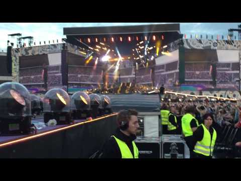 One Direction - What Makes You Beautiful / OTRA Helsinki, Finland 27/6