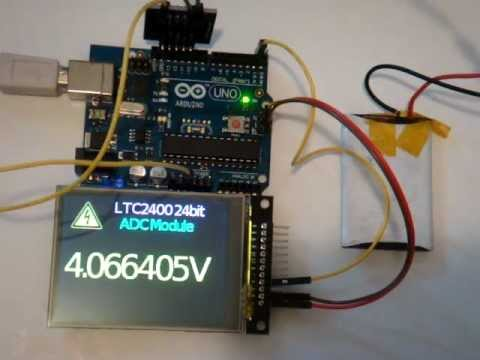 Interface 32 TFT LCD module to Arduino Mega2560/UNO