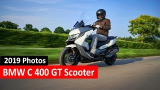 2019 BMW C 400 GT Scooter - 2019 BMW C 400 GT Photos\Pictures