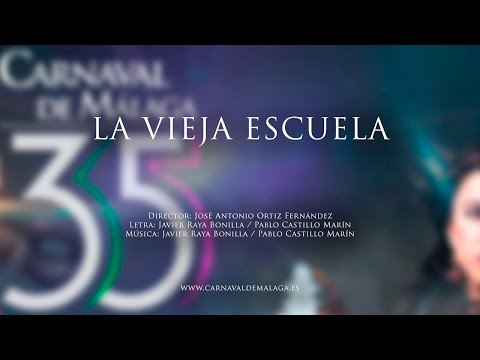 """Carnaval de Málaga 2015 - Comparsa """"La vieja escuela"""" Semifinales"""