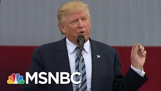 What About Sexual Misconduct Allegations Against President Donald Trump? | All In | MSNBC