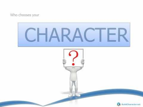 What is Character