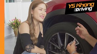Simple Car Maintenance Tips: Guys, I Bet You Want Your Girlfriends to Watch this, LOL - Mazda CX-5
