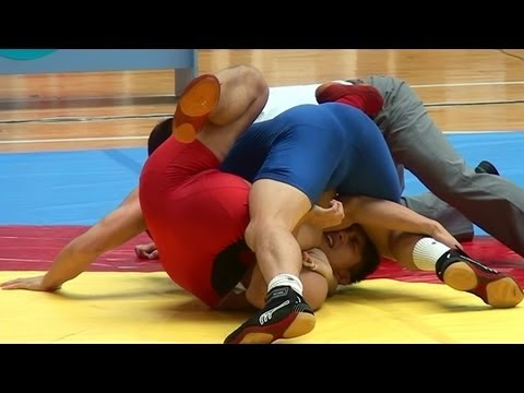 Freestyle Wrestling China - PIN Image 1