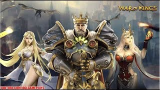 War of Kings Android iOS Gameplay
