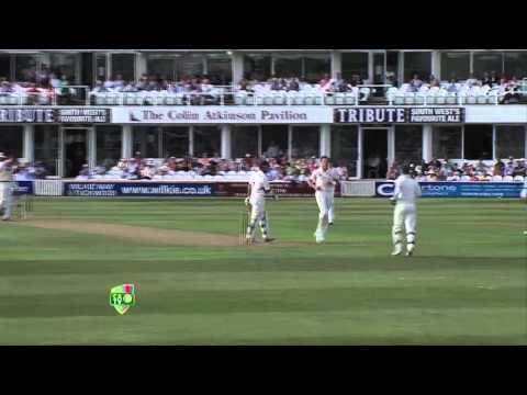 Somerset v Australia, Day One Highlights