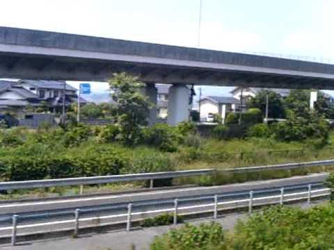 JR車窓 玉造温泉→乃木 exemode DV533UW (2011.6.3)