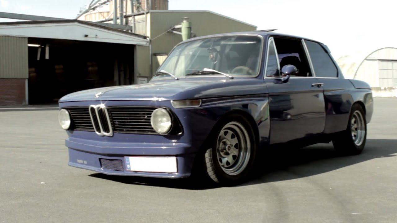 Bmw 2002 Tii For Sale >> BMW 2002 tii - impressive motion - YouTube