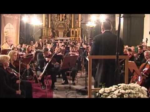 Mieczyslaw Weinberg Symphony No.6 A minor,Op.79 mov.1 Adagio sostenuto condustor Dainius Pavilionis