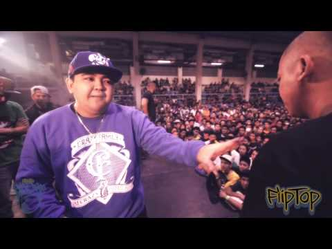 Fliptop - Crazymix Vs Damsa video