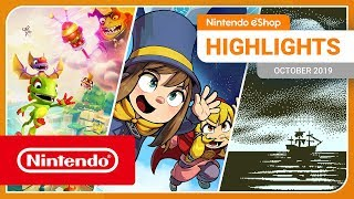 Nintendo eShop Highlights: October 2019