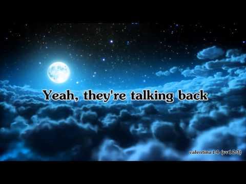 Talking To The Moon - Bruno Mars (karaoke/instrumental)
