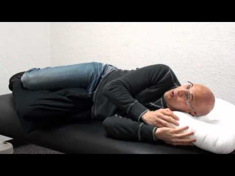 Proper Sleeping Positions for Neck Pain, Back Pain, Pinched Nerves and Sciatica / Dr. Mandell