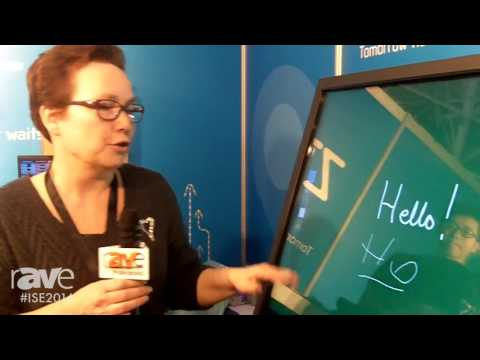 ISE 2016: ZTE Corporation Presents ET702 Video Conference Solution