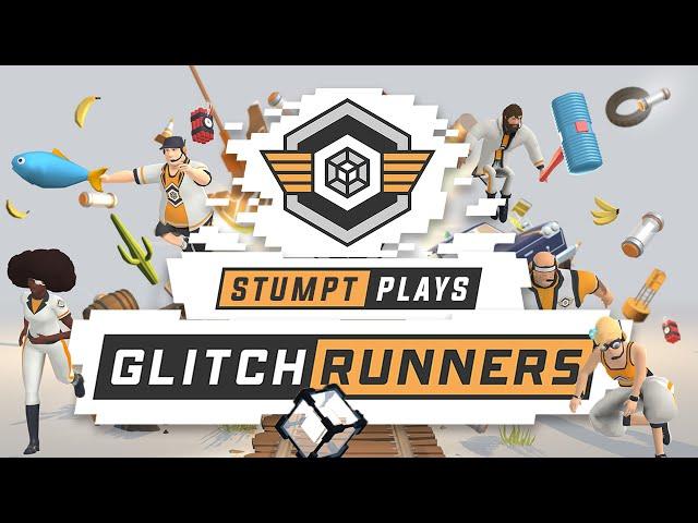Руководство запуска: Glitchrunners по сети