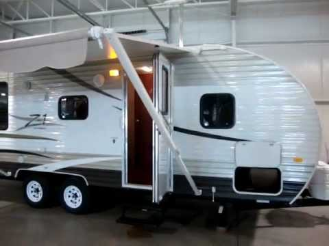 New Crossroads Z 1 211RD Travel Trailer Camper