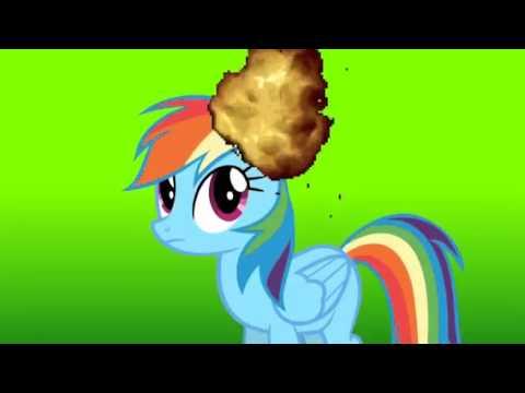 My little pony прикол)#19