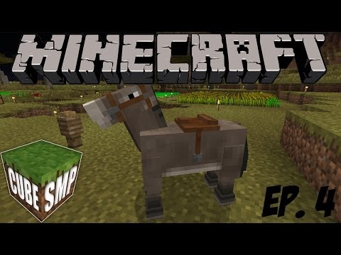 Minecraft Cube SMP: Tommy Joe! - Episode 4