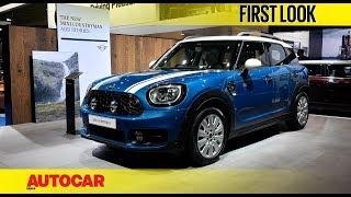 Mini Cooper S Countryman | First Look | Auto Expo 2018 | Autocar India