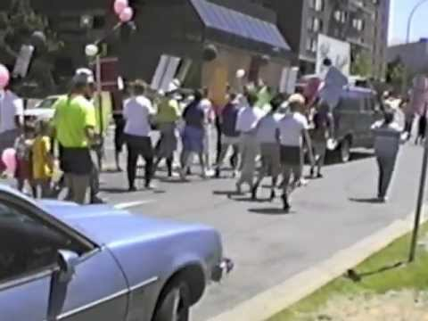 Halifax Pride March - 1989