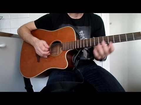 Sur La Route - Telephone - Comment Jouer Tuto Guitare YouTube En Français