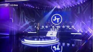 JT Justin Timberlake mirrors ZDF HD HQ Wetten dass