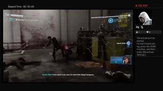 Spiderman gameplay