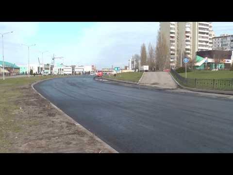 Без комментариев. Ремонт дороги проспекта Молодёжный