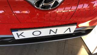 Hyundai Kona Electric- A Quick View