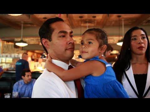 "Mayor Julián Castro: ""My story is really an American dream story"""