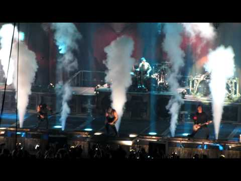 Rammstein - Keine Lust Live In Ahoy 04-03-12