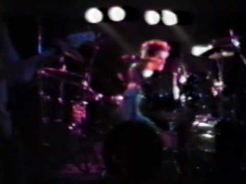 FLASH BARRICADE - Dr. Steel - FM Station, North Hollywood, CA - 11-16-86