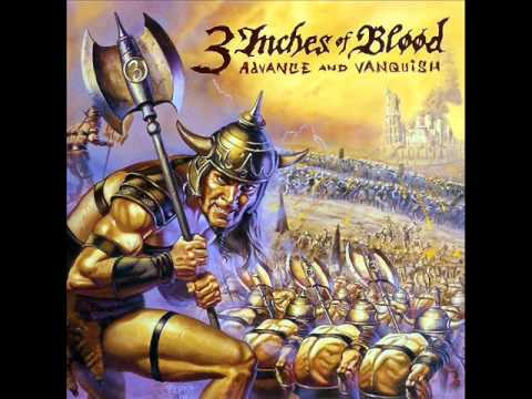 3 Inches Of Blood - Lord Of The Storm Upon The Boiling Sea 2