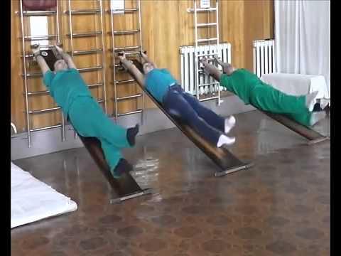 Доска Евминова и комплекс упражнений для позвоночника