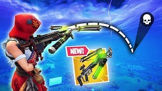 *NEW* CROSSBOW IS CRAZY! - Fortnite Funny Fails and WTF Moments! #363
