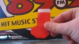 The New Hot 89.9 Xmas Origami Blast - Stocking/boot Edition!